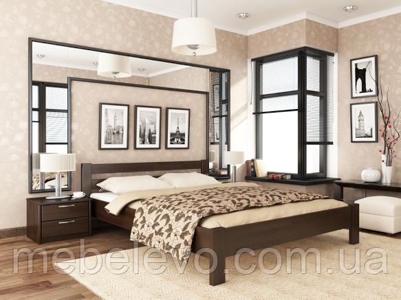 Кровать двуспальная Рената 160 670х1660х1960мм   Эстелла
