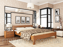Кровать двуспальная Рената 160 670х1660х1960мм   Эстелла, фото 3