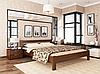 Кровать двуспальная Рената 160 670х1660х1960мм   Эстелла, фото 4