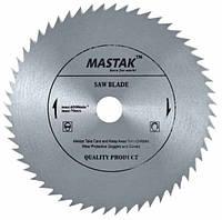 Диск пильный Mastak 125х22.2х48Т без напайки (30-142)