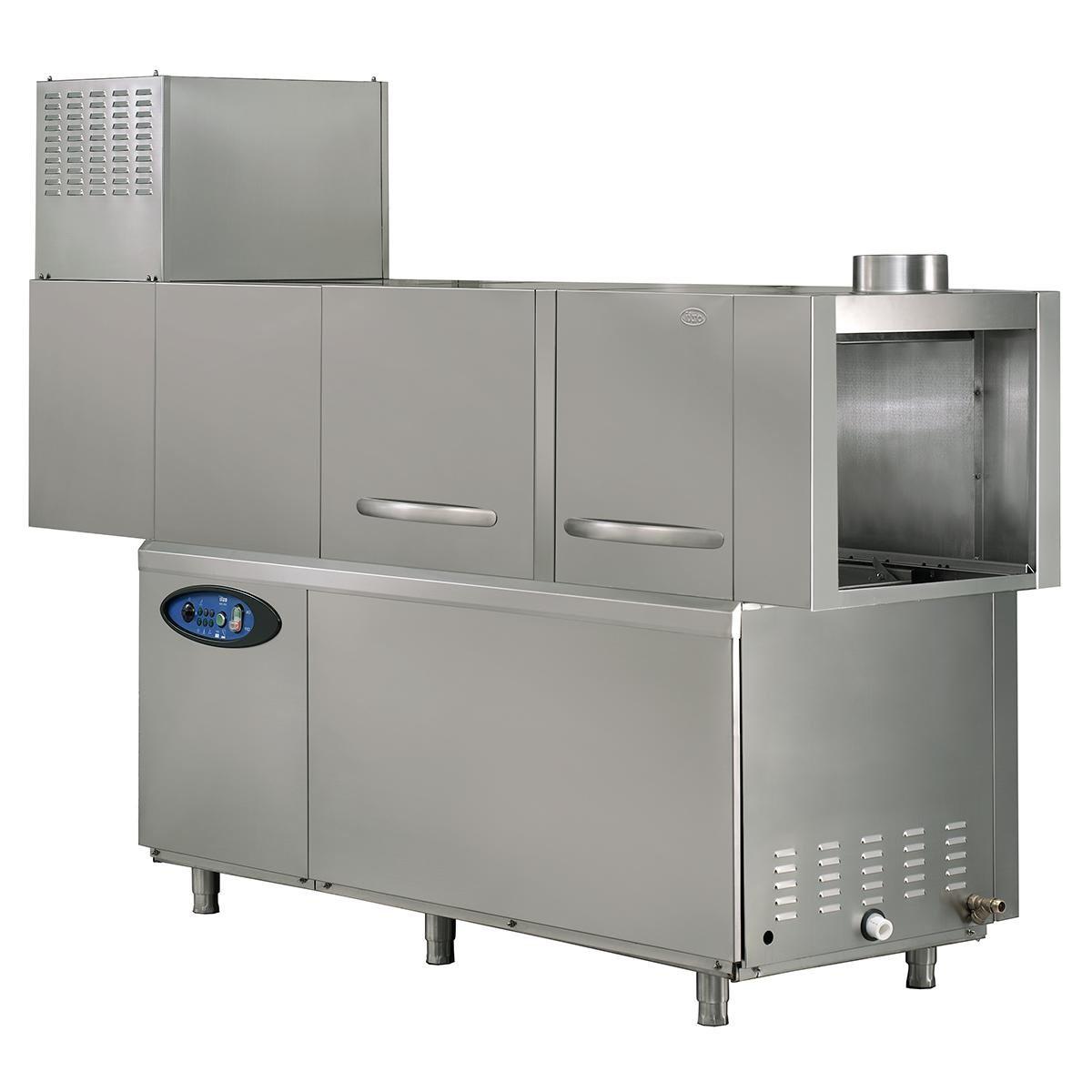 Посудомийна машина OZTI OBK 2000 T / S / з сушкою