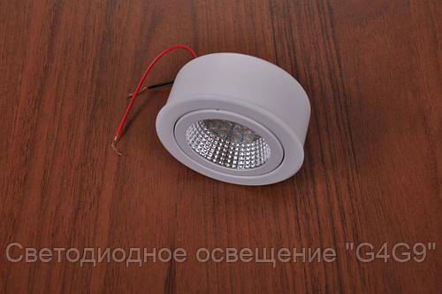Накладной точечный светильник