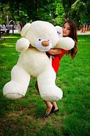 Мишка Бойд 140 см, большие плюшевые медведи.Мягкая игрушка.игрушка медведь.мягкие игрушки украина Шампань