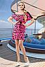 Яркое платье со стильным принтом, фото 2
