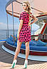 Яркое платье со стильным принтом, фото 3