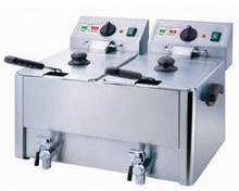 Фритюрница Inoxtech HDF-8+8