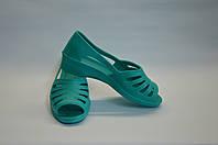 Туфли женские бирюза, фото 1