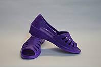 Туфли женские фиолет, фото 1