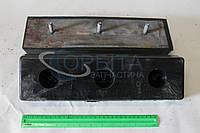 Амортизатор платформы КАМАЗ в сб. 5511-8601144