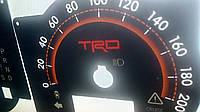 Шкалы приборов Toyota Tundra, фото 1