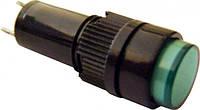 Сигнальная лампа (арматура) Арматура NXD-211  зеленая 24V AC/DC