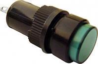 Сигнальная лампа (арматура) Арматура NXD-212  зеленая 24V AC/DC
