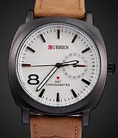 Кварцевые часы Curren (white)