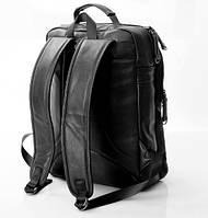 Мужской кожаный рюкзак. Модель 04274, фото 6