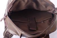 Мужской кожаный рюкзак. Модель 04274, фото 7