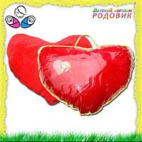 """Детская подушка """"Сердце"""""""