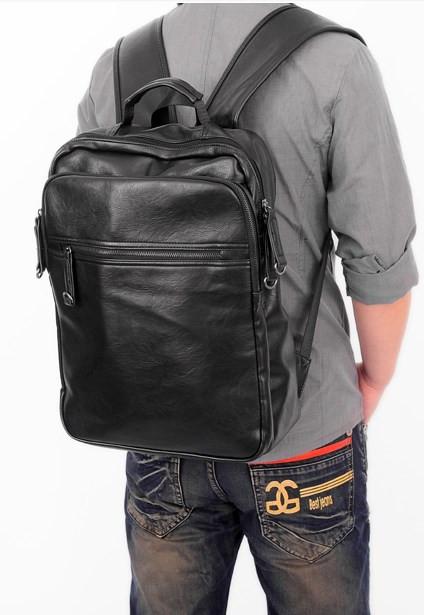 01c9d87439a3 Мужской кожаный рюкзак. Модель 04274 - Интернет-магазин