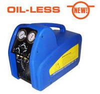 Spin Oil-Less — установка переносная для восстановления фреона всех типов