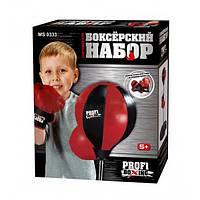 Боксерский набор для тренировок MS 0333, фото 1