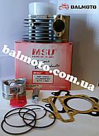 Поршневая в сборе MSU (тайвань) GY6-150  диам 57,2мм