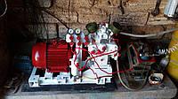 УСТАНОВКА КОМПРЕССОРНАЯ ЭК2-150, компрессор высокго давления ЭК 2 150, компрессор для закачки аквалангов