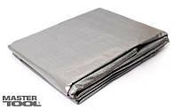 Тент   3 х 4 м, серебро, 140г/м2 Mastertool (79-7304)