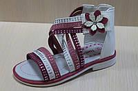 Детские нарядные босоножки на девочку, нарядные сандали тм Tom.m р.28