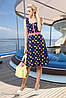 Веселый летний винтажный сарафанчик, фото 2