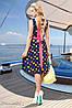 Веселый летний винтажный сарафанчик, фото 3