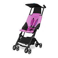 Коляска прогулочная GB Pockit / Posh Pink-pink