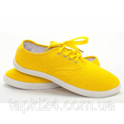 Женские мокасины оптом желтые Gipanis s - 11