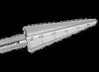 Сверло коническое по металлу от 3-14 мм. без покрытия Karnasch (Германия)
