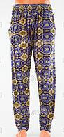 Женские лёгкие штаны ботал Nailali A411-10-R