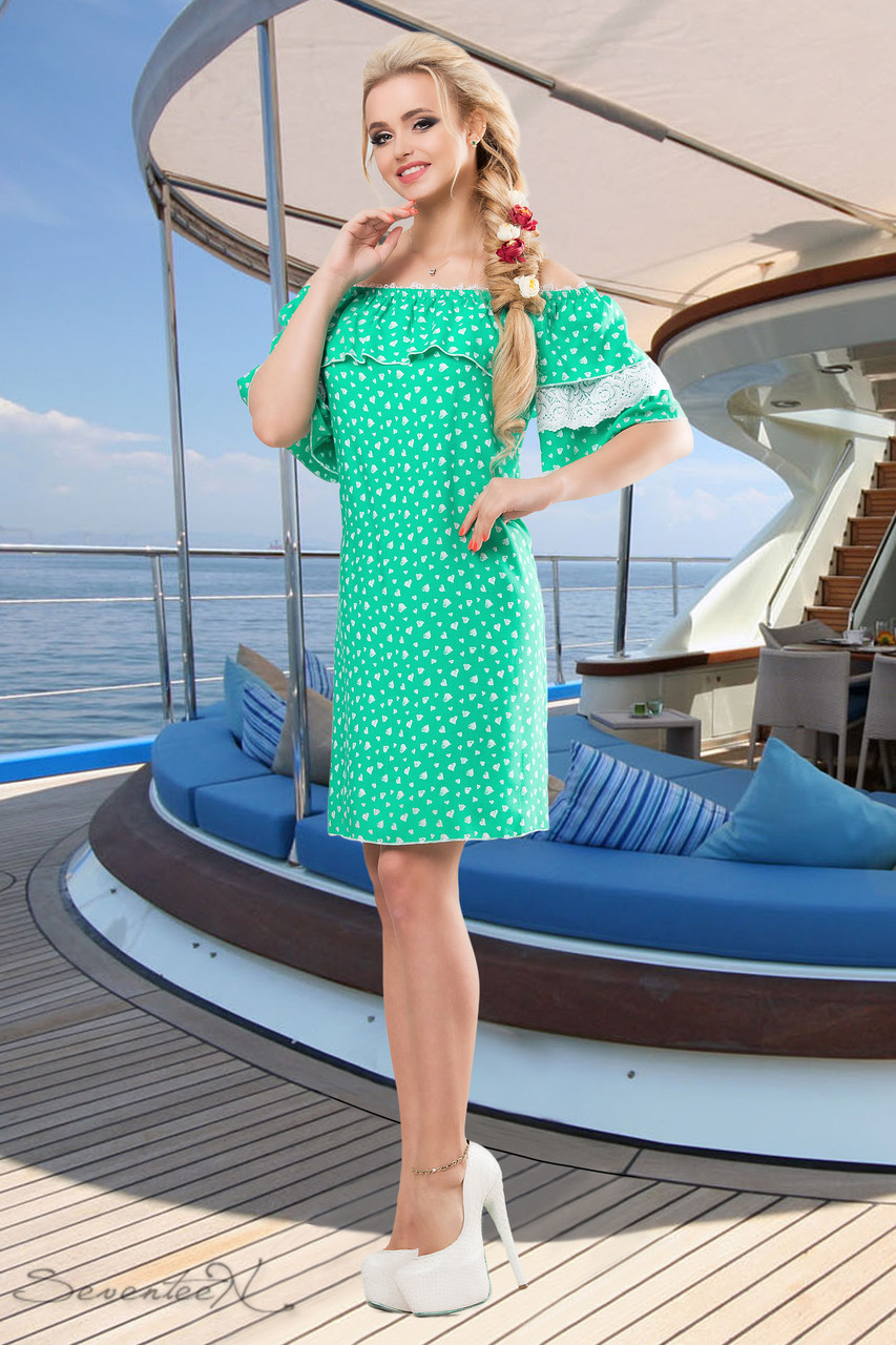 Достаточно элегантное, романтическое платье