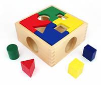 Сортер «Интересная коробка»