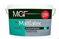 Краска латексная для внутренних работ MGF Mattlatex М100 (14 кг)