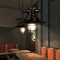 Светильник потолочный купол [ Loft Industrial Retro III ]