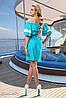 Достаточно элегантное, романтическое платье, фото 4