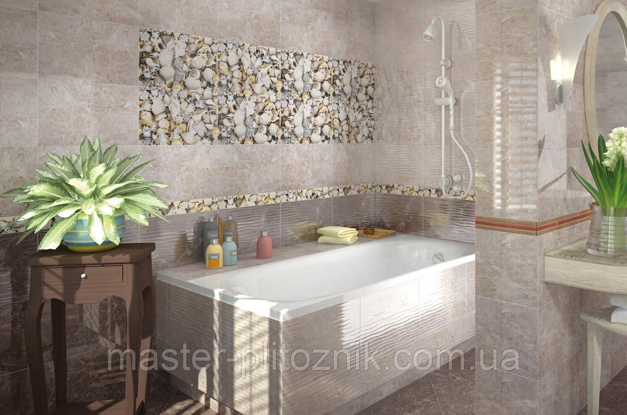 Плитка для ванной облицовочная Nizza (Ницца)