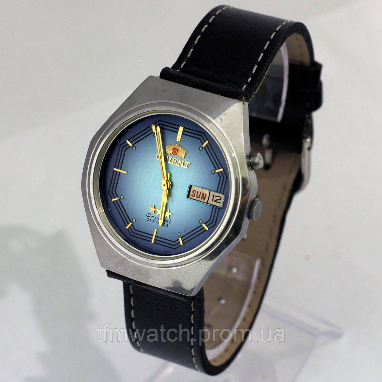 Винтажные часы Ориент