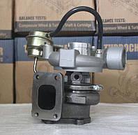 Турбокомпрессор ТКР TD04L. Автомобиль Iveco Daily 2.8 TD. Двигатель: 8140.43S.4000.