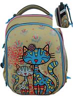 """Ранец школьный , """"Cats"""", CLASS"""