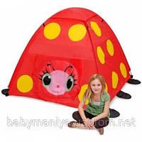 Детская палатка Божья коровка Молли Melissa & Doug