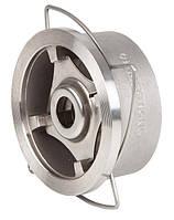 Клапан обратный Ду 32  межфланцевый из нержавеющей стали тип 2415 Genebre