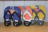 Шлепки сланцы на мальчика 28-35 р SUPER GEAR  Венгрия,цвета желтый,синий,оранжевый., фото 2