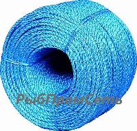 Веревка \ канат полипропиленовый диаметр 3,5 мм, 200м