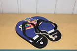 Шлепки сланцы на мальчика 28-35 р SUPER GEAR  Венгрия,цвета желтый,синий,оранжевый., фото 5