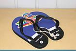 Шлепки сланцы на мальчика 28-35 р SUPER GEAR  Венгрия,цвета желтый,синий,оранжевый., фото 4