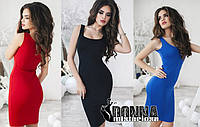 Сукня майка / платье майка кольорів, фото 1