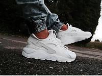 Кроссовки Nike Air Huarache All White женские